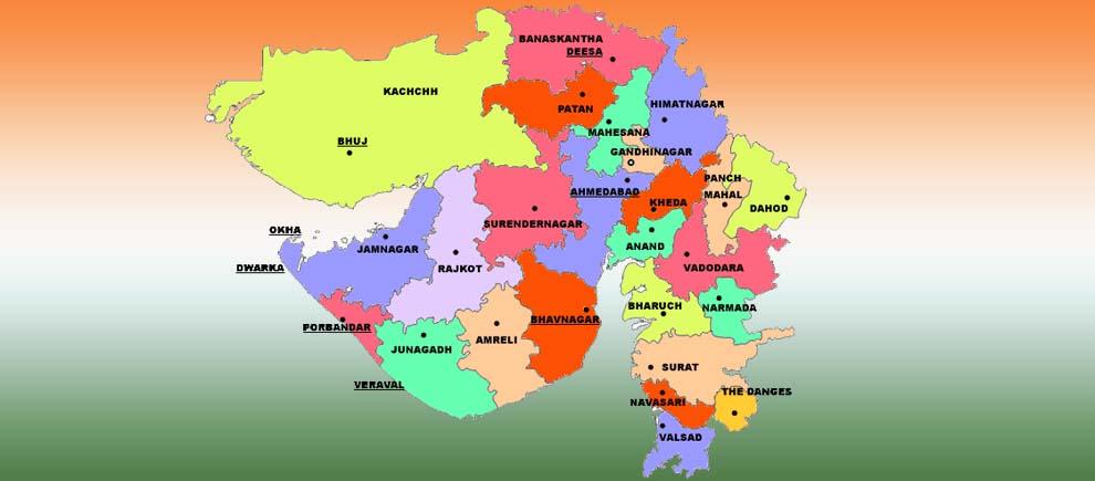 Gujarati Samaj Of Buffalo Western New York - North america map in gujarati